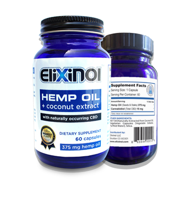 MedMar Shop CBD Oil Capsules